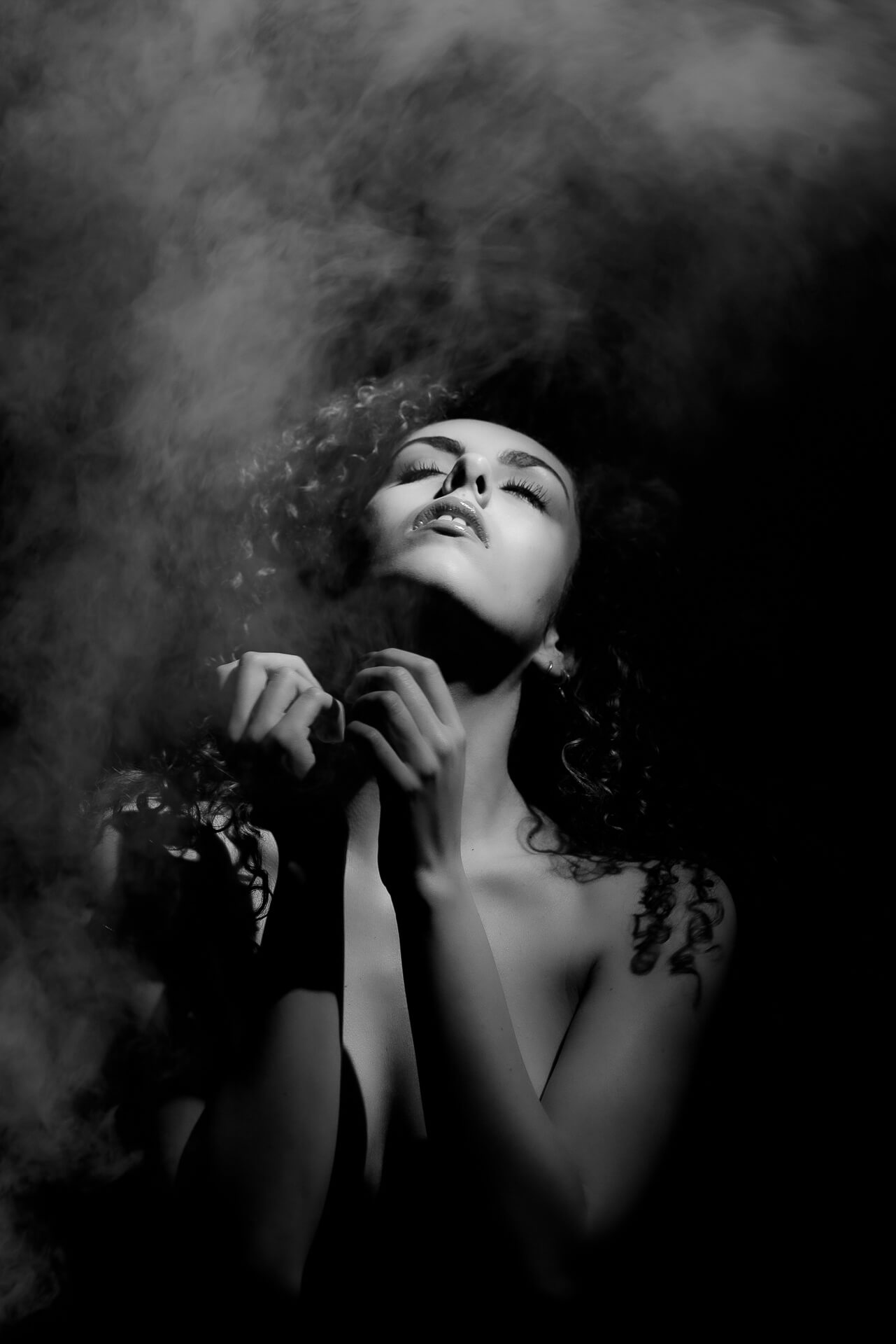 Photo Shooth whith Valeria Andinolfi|Raffaele Rotondo Photography for Montana Agency